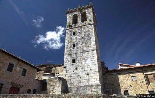 Torre campanario - Miranda del Castañar