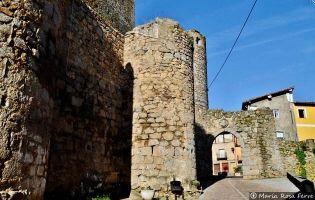 Puerta de San Ginés - Miranda del Castañar