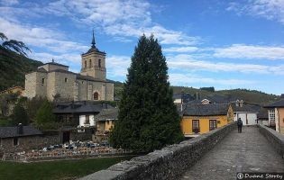 Un Paseo por Molinaseca