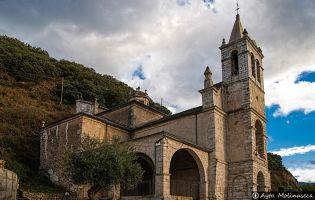 Santuario de Nuestra Señora de las Angustias - Molinaseca