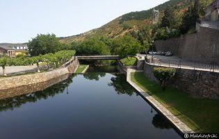 Piscina fluvial - Molinaseca