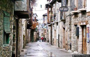 Calle Real - Molinaseca