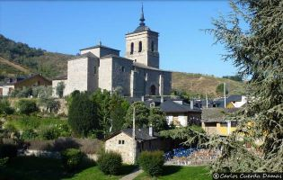 Iglesia San Nicolas de Bari - Molinaseca