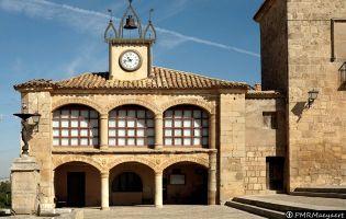 Casa consistorial - Morón de Almazán