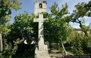 Cruz del Cerillo de San Marcos - Navaluenga