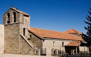 Iglesia de Barajas