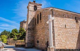 Iglesia de San Juan - Las Navas del Marqués