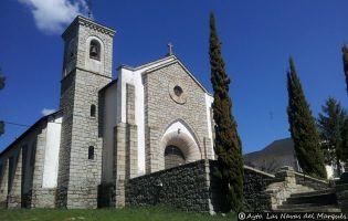 Iglesia de Nuestra Señora de la Ascensión - Las Navas del Marqués