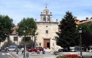 Ermita del Santísimo Cristo de Gracia - Las Navas del Marqués