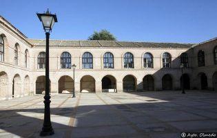 Patio del Ayuntamiento - Olmedo