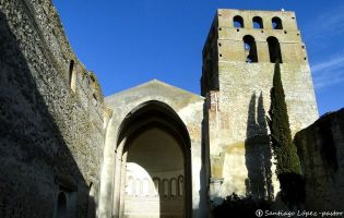 Iglesia de San Andrés - Olmedo