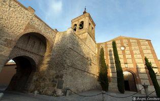 Arco e Iglesia de San Miguel - Olmedo