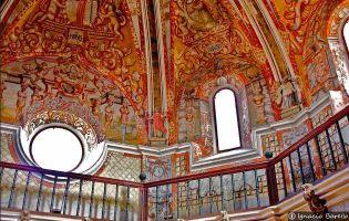 Cúpula Cripta de la Virgen de la Soterraña - Olmedo