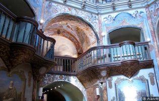 Cripta de la Virgen de la Soterraña - Olmedo