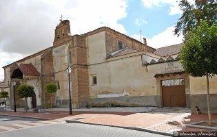 Monasterio de la Concepción - Olmedo