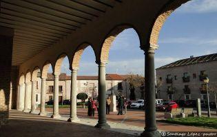 Santa María del Castillo - Olmedo