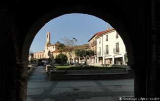 Plaza Mayor - Olmedo
