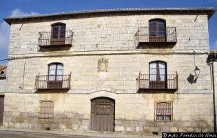 Casa del Mayorazgo Sánchez - Paredes de Nava