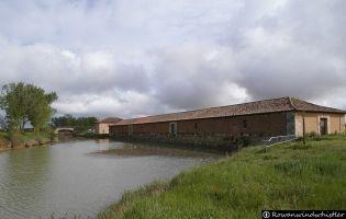 Canal de Castilla - Paredes de Nava