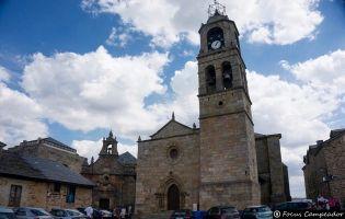 Iglesia de Nuestra Señora del Azogue - Puebla de Sanabria