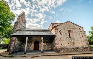 Iglesia de Riolago de Babia