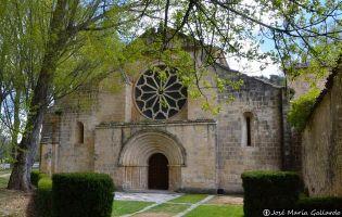 Monasterio de Santa María la Real - Sacramenia