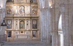 Iglesia de Santa María la Real - Sacramenia