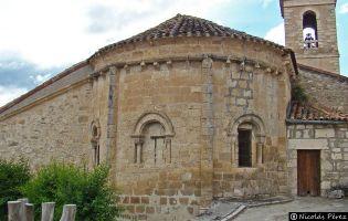 Ábside de San Martín de Tours - Sacramenia