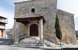 Iglesia románica de Santa Marina - Sacramenia