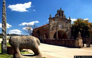 Ermita del Cordero - San Felices de los Gallegos