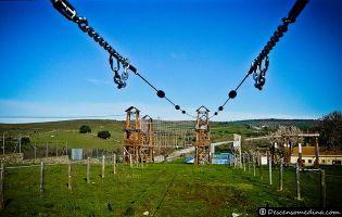 Parque Multiaventura - San Felices de los Gallegos