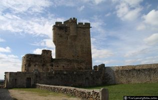 Castillo - San Felices de los Gallegos