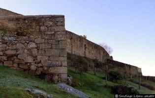 Murallas - Castillo de San Felices