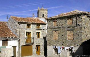 Arquitectura popular - San Pedro Manrique