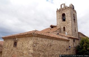 Iglesia se San Martín de Tours - San Pedro Manrique