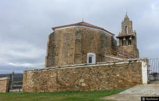 Iglesia de Santiago Millas