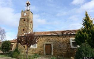 Ermita del Bendito Cristo - Santiago Millas