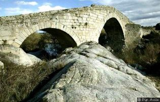 Puente de Valsordo - El Tiemblo