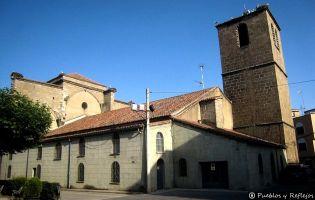 Iglesia de El Tiemblo.