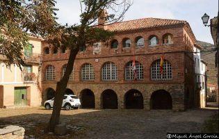 Casa consistorial - Yanguas