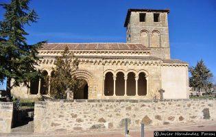 Iglesia de San Miguel - Sotosalbos.