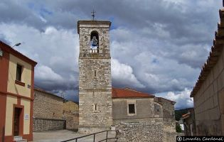 Iglesia de San Martín de Tours - Sacramenia