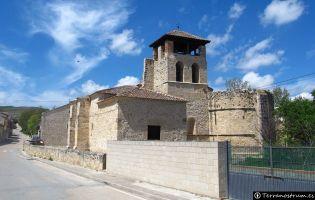 Iglesia de Santa María la Mayor - Fuentidueña