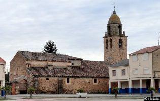 Iglesia de Alija del Infantado