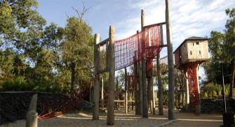 Valle de los 6 Sentidos - Parque Infantil