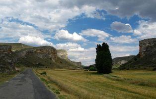 El Corazón de las Pedrizas - Valle de Tabladillo - Castroserracín