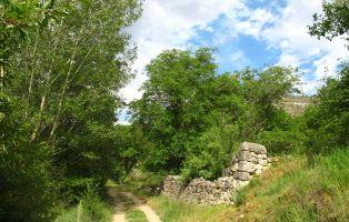 Sendero el Cañón del Fraile - Senderismo Segovia