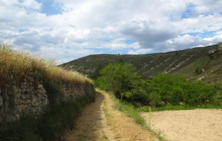 El Fraile - Desfiladero del Duratón - Segovia