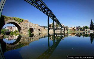 Puente romano - Vega de Espinadera