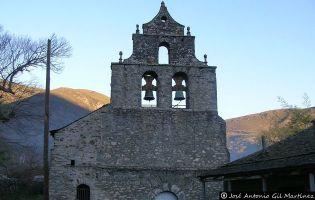 Iglesia de Burbia